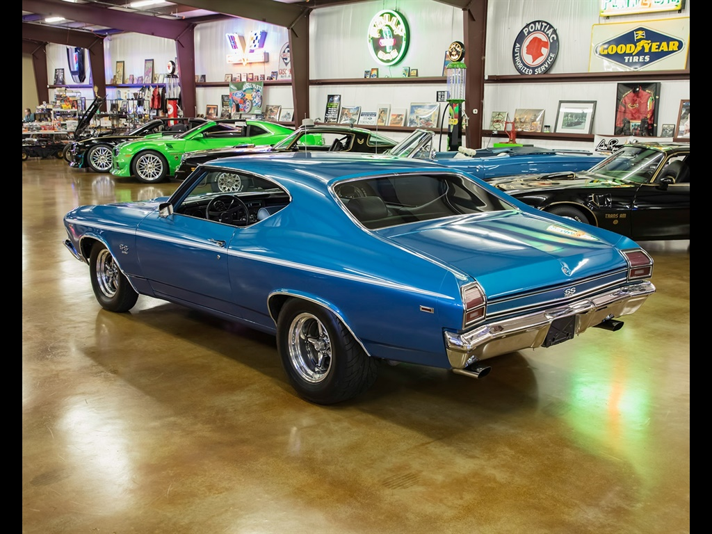 1969 Chevrolet Chevelle with 454 and Cold A/C! - Photo 22 - , TX 77041
