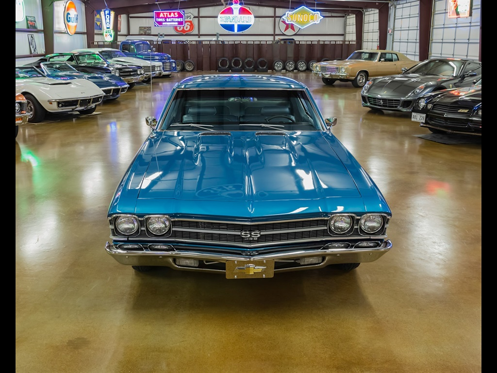 1969 Chevrolet Chevelle with 454 and Cold A/C! - Photo 16 - , TX 77041