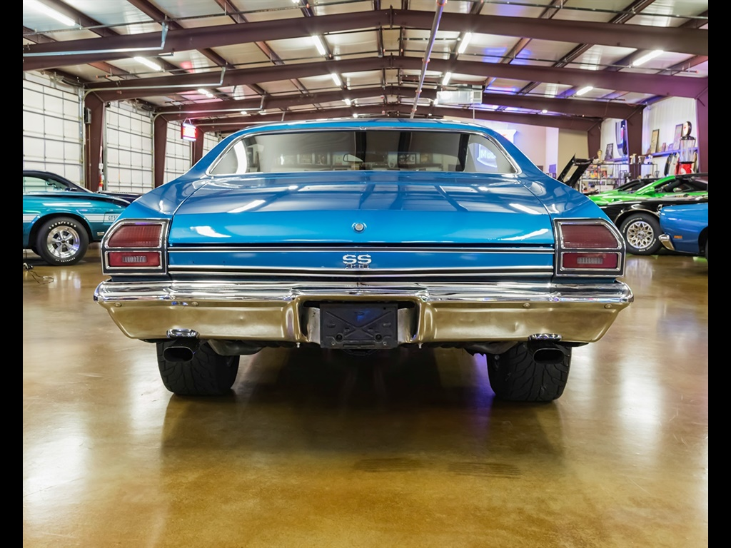 1969 Chevrolet Chevelle with 454 and Cold A/C! - Photo 5 - , TX 77041