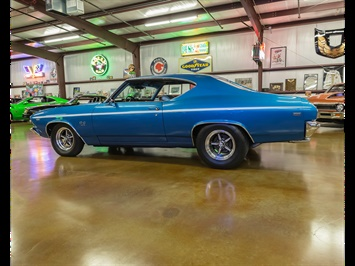 1969 Chevrolet Chevelle with 454 and Cold A/C! - Photo 3 - , TX 77041