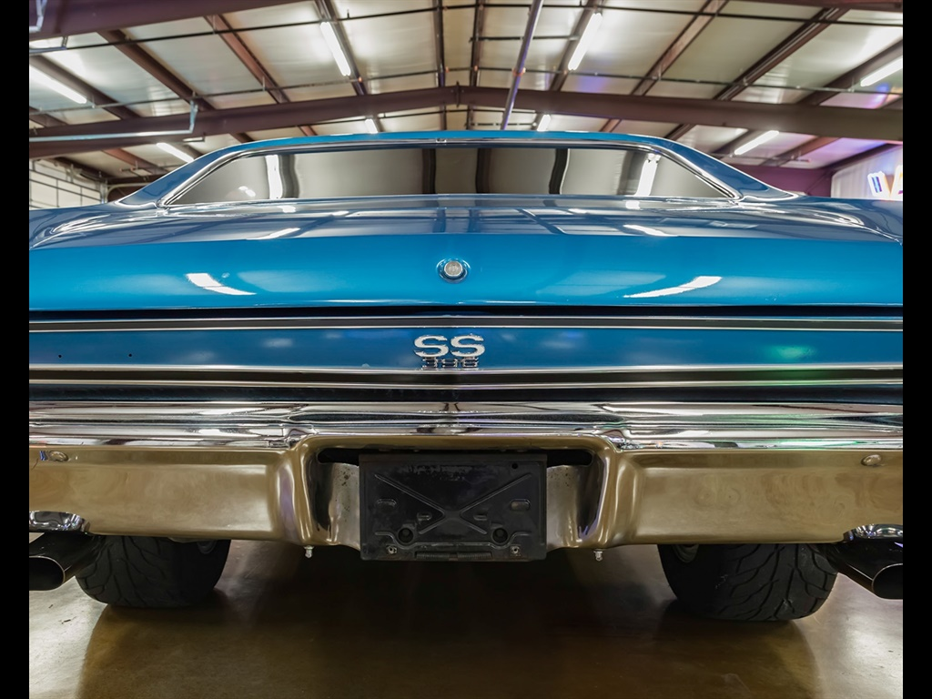 1969 Chevrolet Chevelle with 454 and Cold A/C! - Photo 27 - , TX 77041