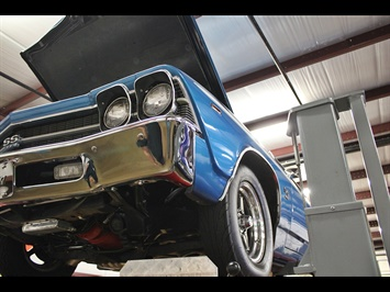 1969 Chevrolet Chevelle with 454 and Cold A/C! - Photo 53 - , TX 77041