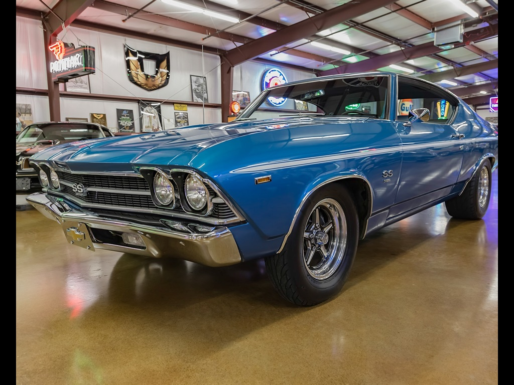 1969 Chevrolet Chevelle with 454 and Cold A/C! - Photo 28 - , TX 77041
