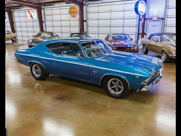 1969 Chevrolet Chevelle with 454 and Cold A/C! - Photo 25 - , TX 77041