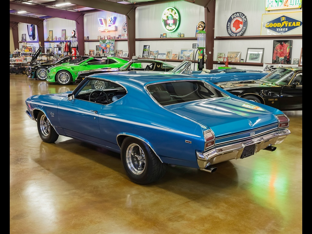 1969 Chevrolet Chevelle with 454 and Cold A/C! - Photo 21 - , TX 77041