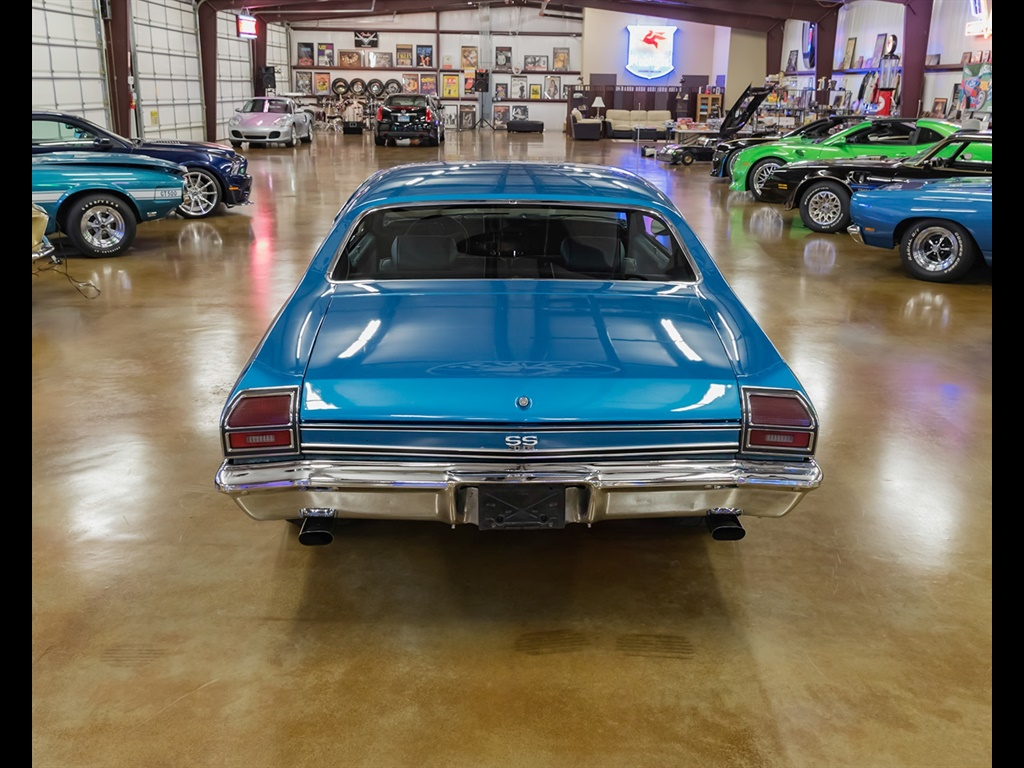 1969 Chevrolet Chevelle with 454 and Cold A/C! - Photo 23 - , TX 77041