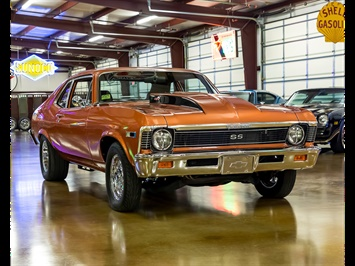 1968 Chevrolet Nova with 496 Cu. In. Engine and 650 HP - Photo 13 - , TX 77041