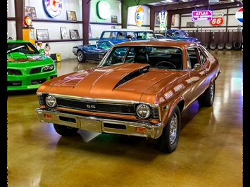 1968 Chevrolet Nova with 496 Cu. In. Engine and 650 HP - Photo 14 - , TX 77041