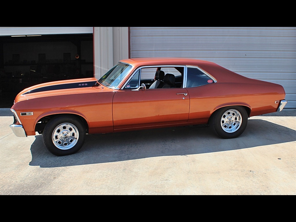 1968 Chevrolet Nova with 496 Cu. In. Engine and 650 HP - Photo 54 - , TX 77041