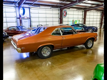 1968 Chevrolet Nova with 496 Cu. In. Engine and 650 HP - Photo 21 - , TX 77041