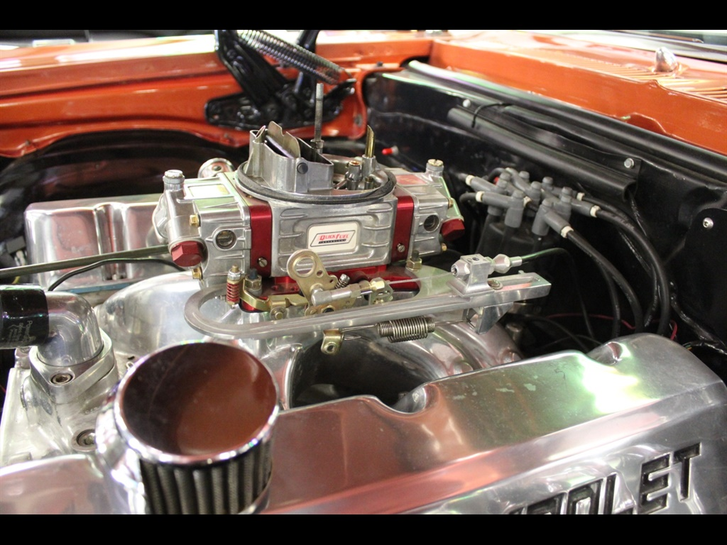 1968 Chevrolet Nova with 496 Cu. In. Engine and 650 HP - Photo 35 - , TX 77041