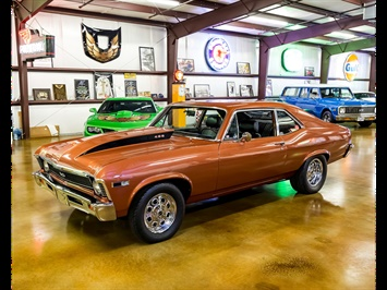 1968 Chevrolet Nova with 496 Cu. In. Engine and 650 HP - Photo 16 - , TX 77041