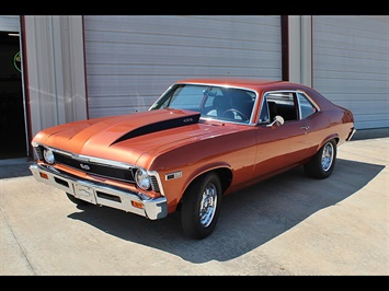 1968 Chevrolet Nova with 496 Cu. In. Engine and 650 HP - Photo 51 - , TX 77041