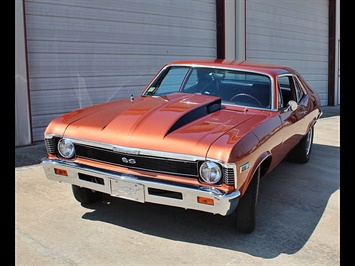 1968 Chevrolet Nova with 496 Cu. In. Engine and 650 HP - Photo 53 - , TX 77041