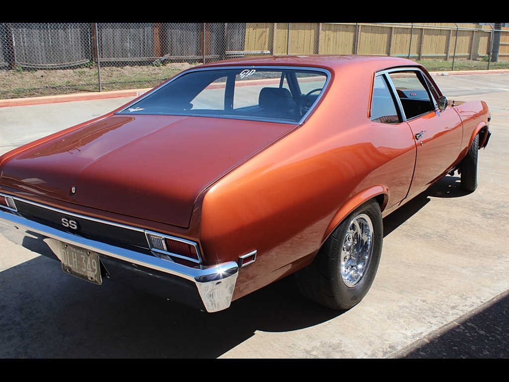 1968 Chevrolet Nova with 496 Cu. In. Engine and 650 HP - Photo 56 - , TX 77041