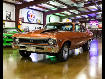 1968 Chevrolet Nova with 496 Cu. In. Engine and 650 HP Coupe