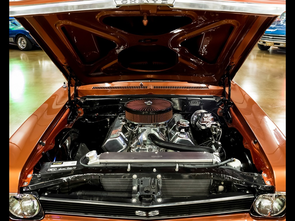 1968 Chevrolet Nova with 496 Cu. In. Engine and 650 HP - Photo 25 - , TX 77041