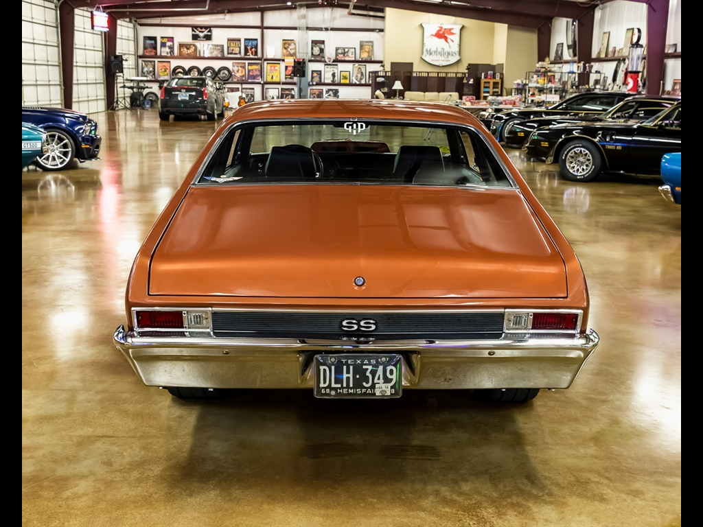 1968 Chevrolet Nova with 496 Cu. In. Engine and 650 HP - Photo 20 - , TX 77041