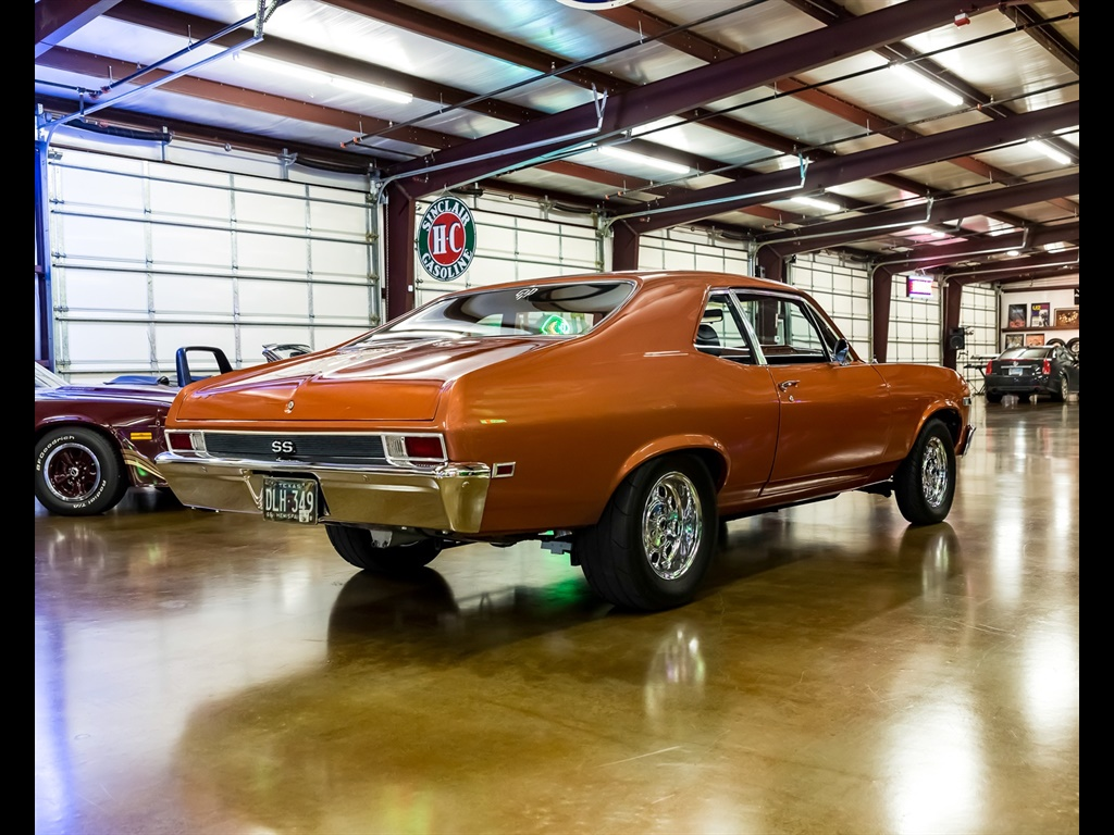 1968 Chevrolet Nova with 496 Cu. In. Engine and 650 HP - Photo 8 - , TX 77041
