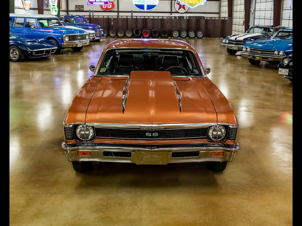 1968 Chevrolet Nova with 496 Cu. In. Engine and 650 HP - Photo 22 - , TX 77041
