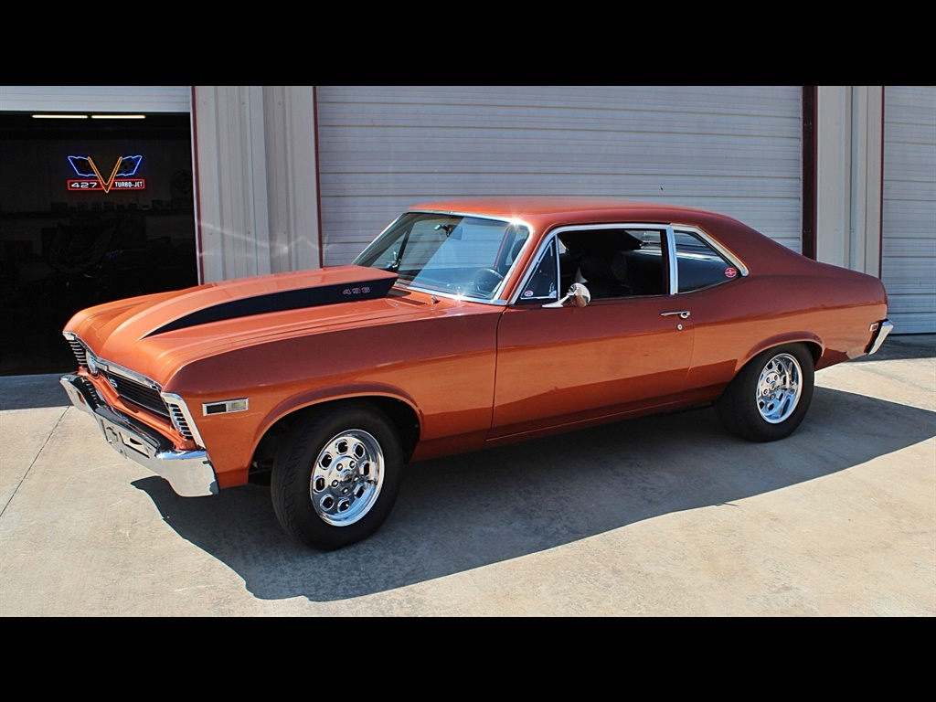 1968 Chevrolet Nova with 496 Cu. In. Engine and 650 HP - Photo 52 - , TX 77041