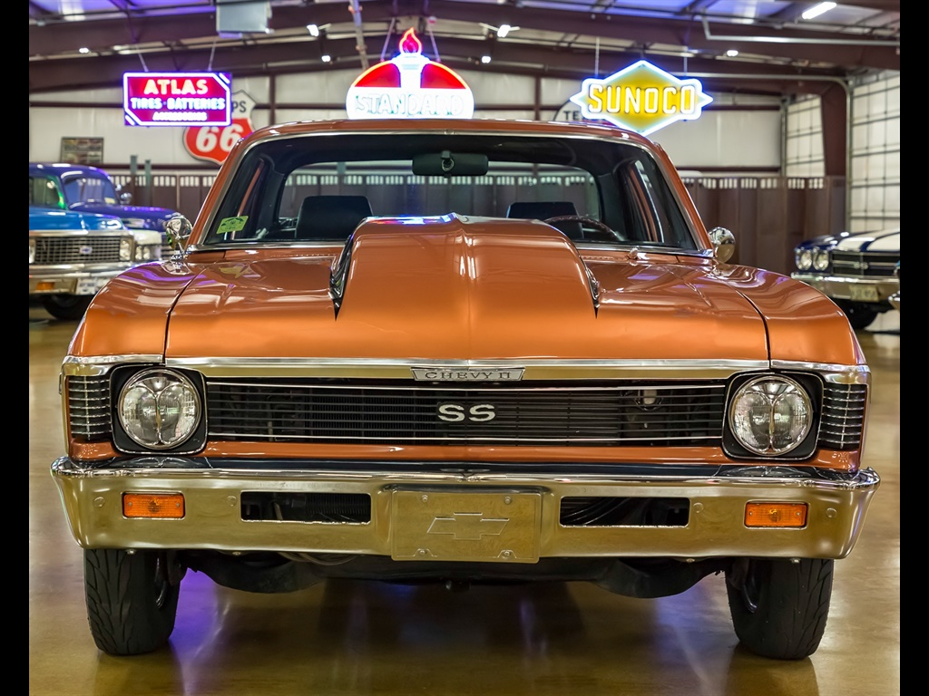 1968 Chevrolet Nova with 496 Cu. In. Engine and 650 HP - Photo 33 - , TX 77041