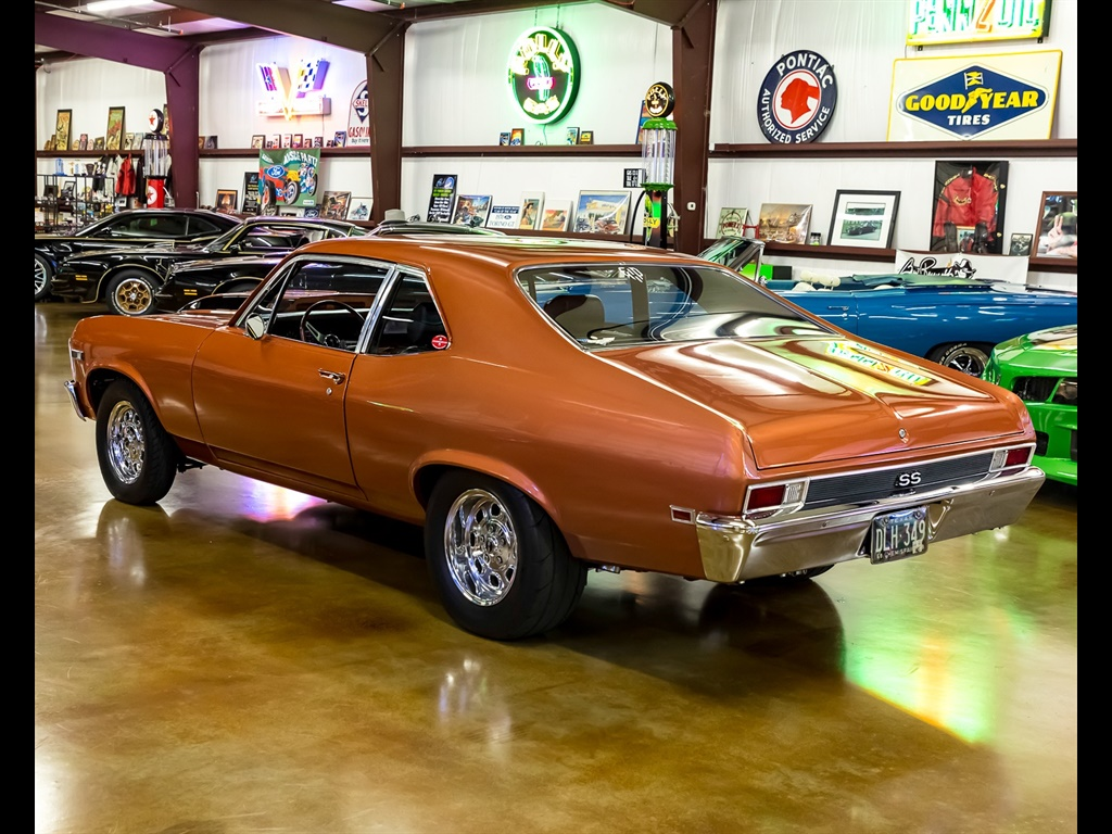 1968 Chevrolet Nova with 496 Cu. In. Engine and 650 HP - Photo 18 - , TX 77041