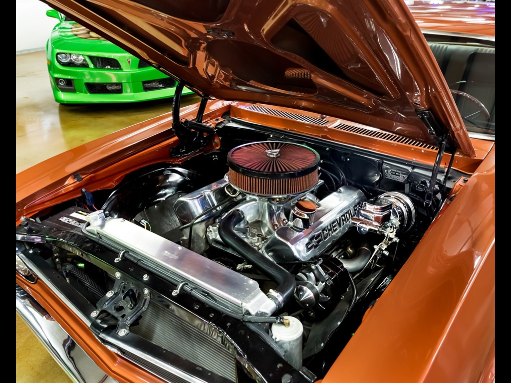 1968 Chevrolet Nova with 496 Cu. In. Engine and 650 HP - Photo 24 - , TX 77041