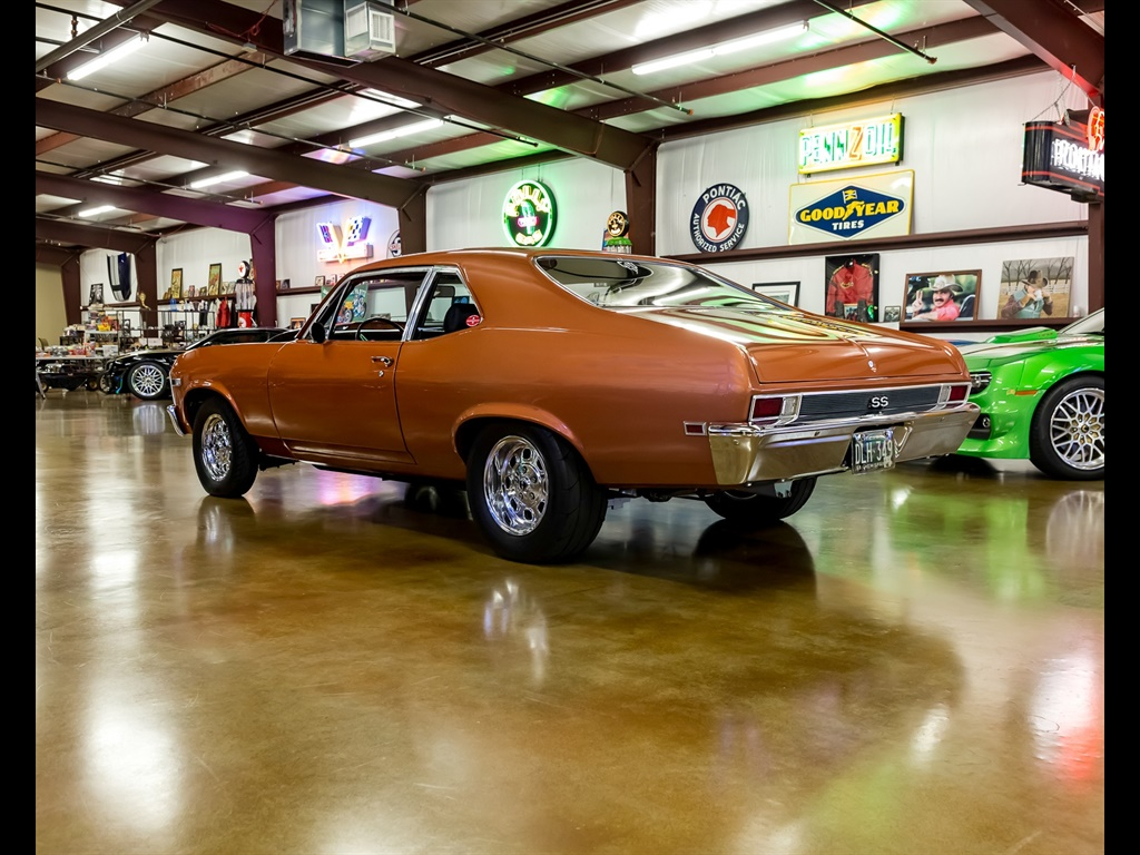 1968 Chevrolet Nova with 496 Cu. In. Engine and 650 HP - Photo 4 - , TX 77041