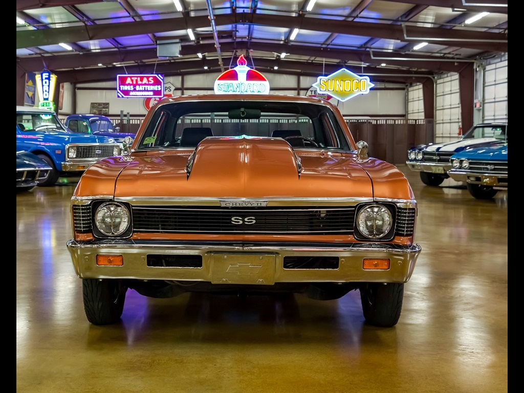 1968 Chevrolet Nova with 496 Cu. In. Engine and 650 HP - Photo 57 - , TX 77041