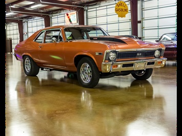 1968 Chevrolet Nova with 496 Cu. In. Engine and 650 HP - Photo 11 - , TX 77041