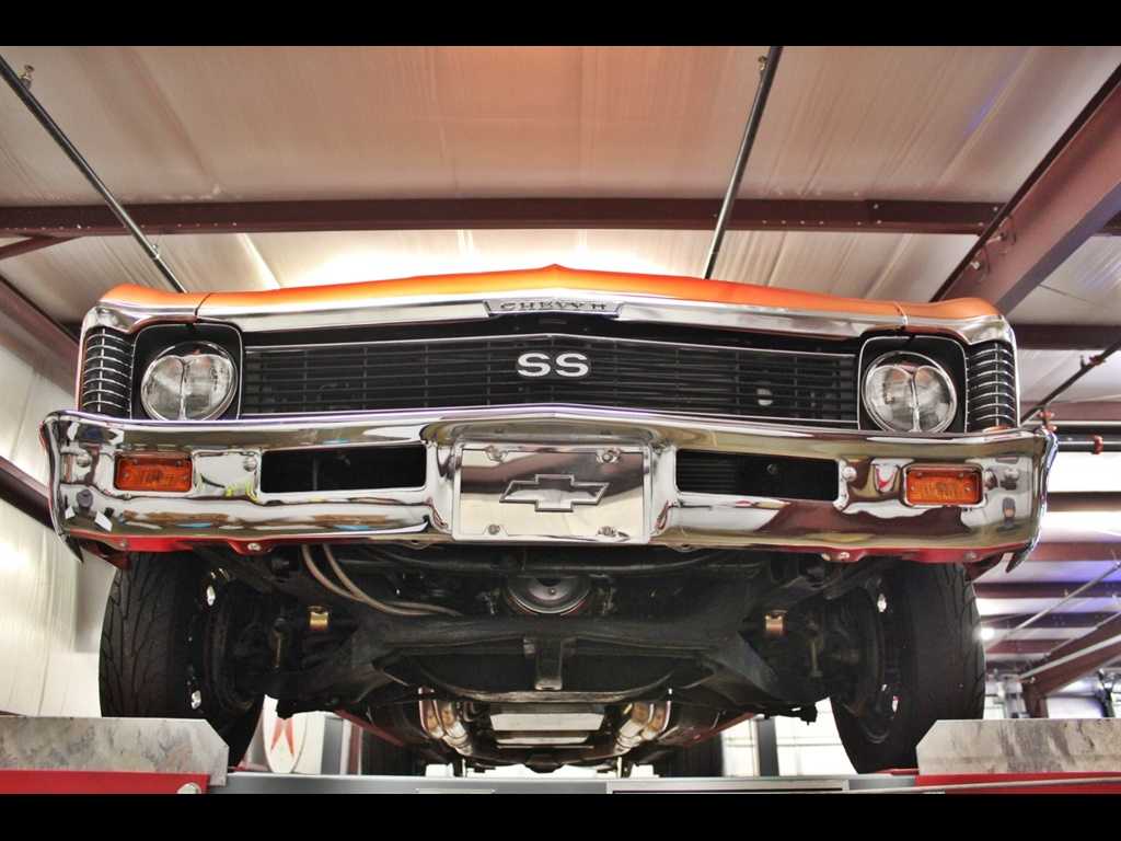 1968 Chevrolet Nova with 496 Cu. In. Engine and 650 HP - Photo 41 - , TX 77041