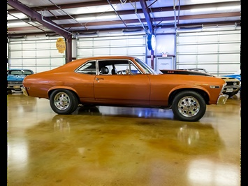 1968 Chevrolet Nova with 496 Cu. In. Engine and 650 HP - Photo 10 - , TX 77041