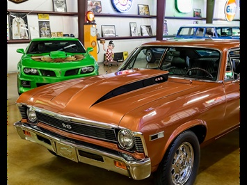 1968 Chevrolet Nova with 496 Cu. In. Engine and 650 HP - Photo 15 - , TX 77041