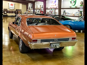 1968 Chevrolet Nova with 496 Cu. In. Engine and 650 HP - Photo 19 - , TX 77041