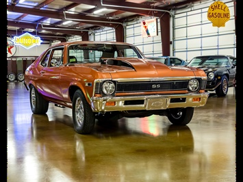 1968 Chevrolet Nova with 496 Cu. In. Engine and 650 HP - Photo 12 - , TX 77041