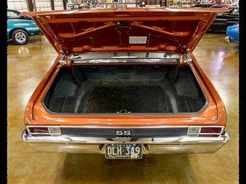 1968 Chevrolet Nova with 496 Cu. In. Engine and 650 HP - Photo 32 - , TX 77041