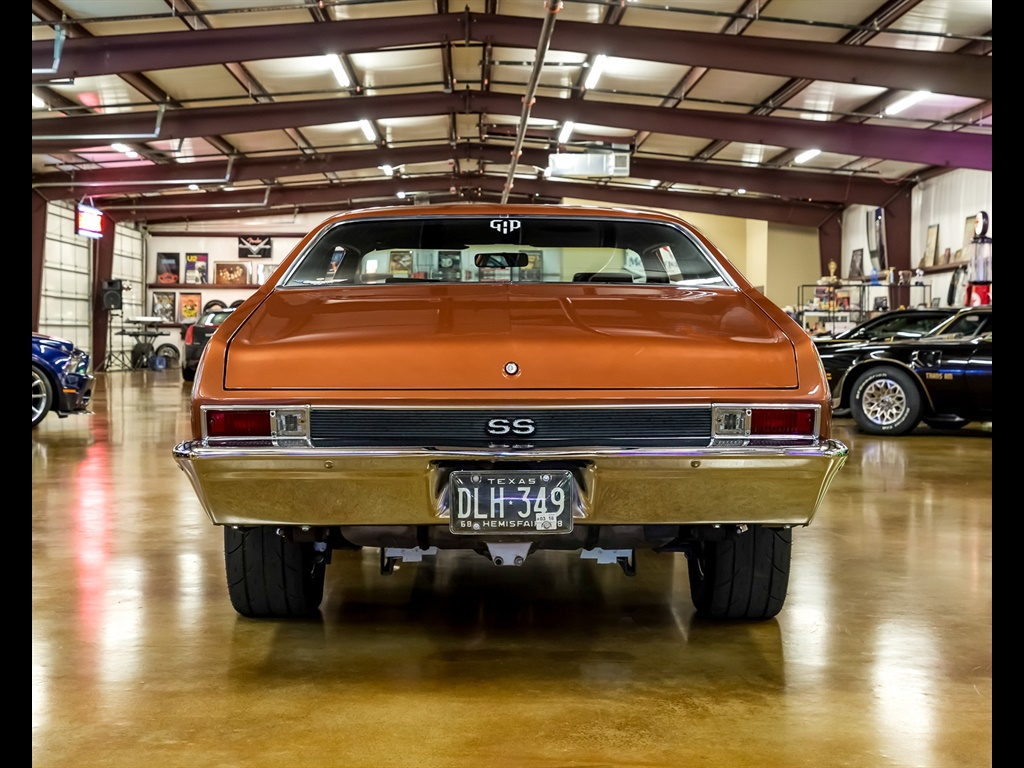 1968 Chevrolet Nova with 496 Cu. In. Engine and 650 HP - Photo 6 - , TX 77041