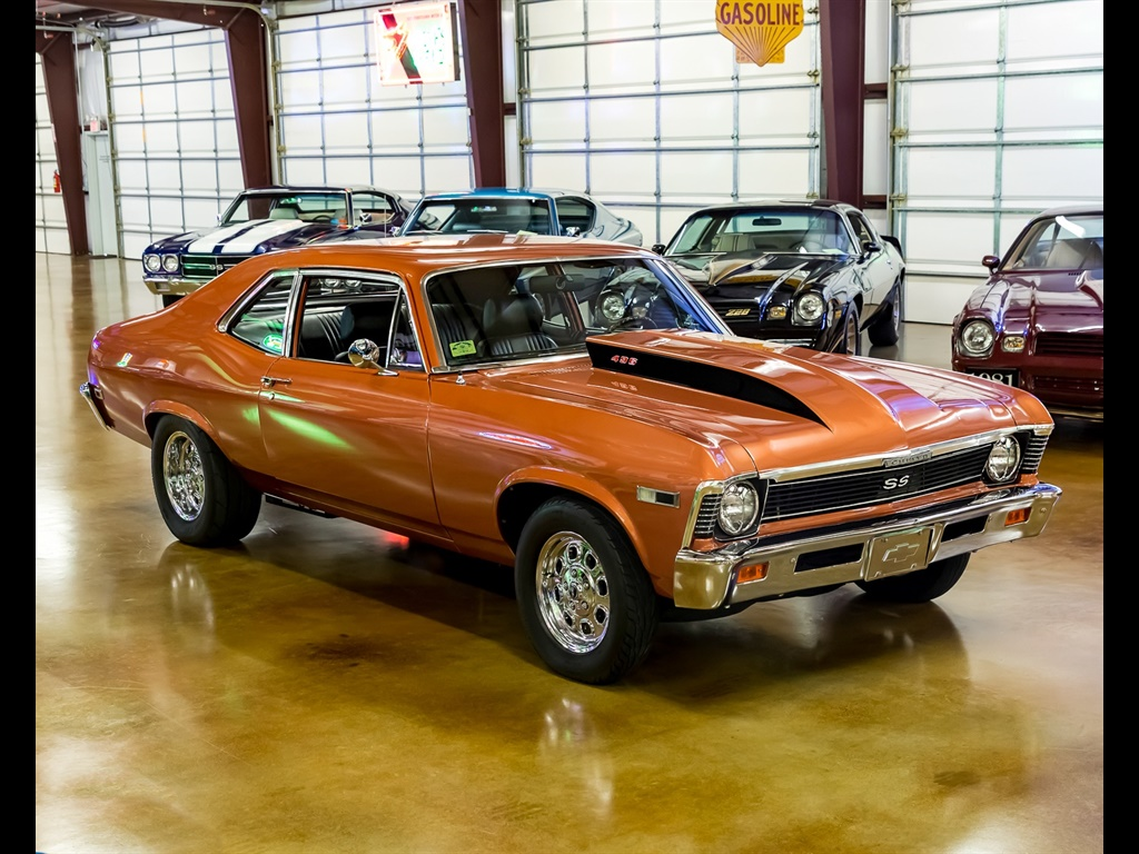 1968 Chevrolet Nova with 496 Cu. In. Engine and 650 HP - Photo 23 - , TX 77041
