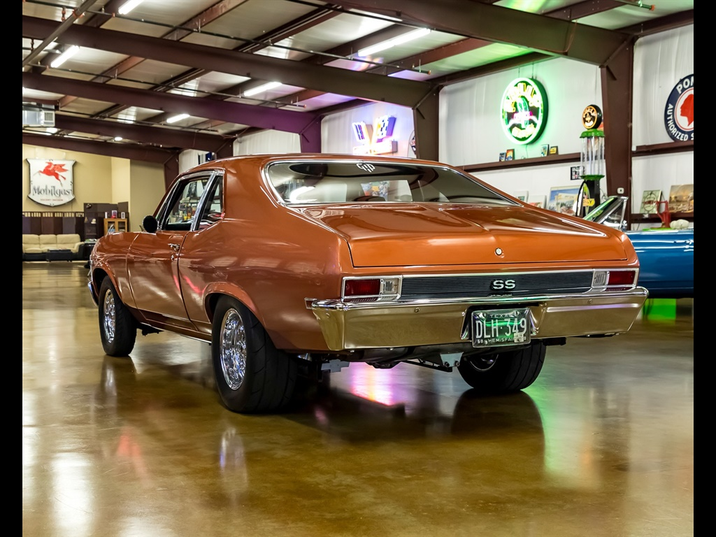 1968 Chevrolet Nova with 496 Cu. In. Engine and 650 HP - Photo 5 - , TX 77041
