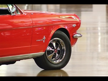 1965 Ford Mustang Fastback 2+2, Supercharged, 5-Speed Coupe