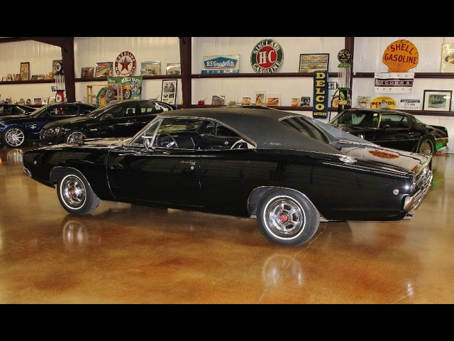 """Free Carfax Report >> 1968 Dodge Charger R/T 440 """"Bullitt Charger"""""""