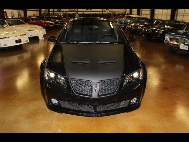 2009 Pontiac G8 Slp Firehawk Photo 2 Houston Tx 77041