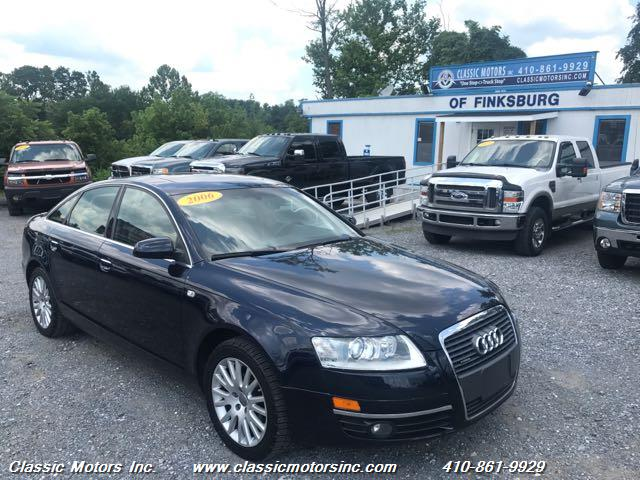 2006 Audi A6 3.2 Quattro - Photo 1 - Westminster, MD 21048