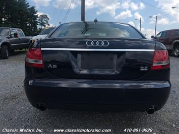 2006 Audi A6 3.2 Quattro - Photo 8 - Westminster, MD 21048