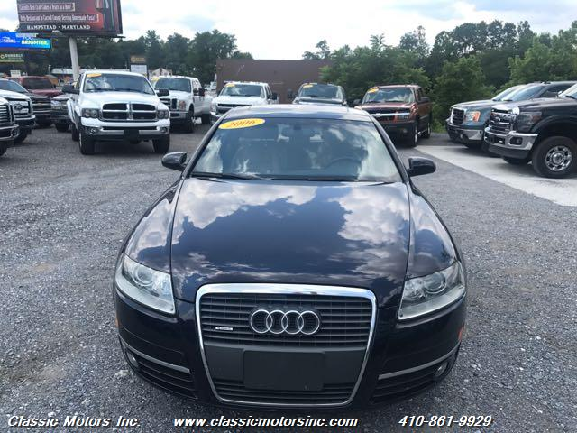 2006 Audi A6 3.2 Quattro - Photo 2 - Westminster, MD 21048
