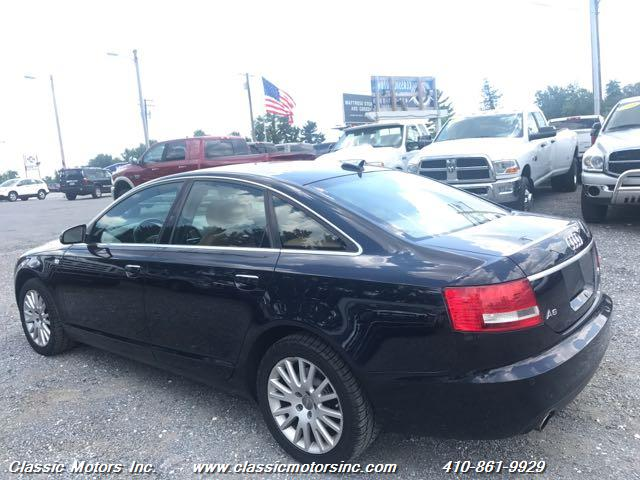 2006 Audi A6 3.2 Quattro - Photo 6 - Westminster, MD 21048