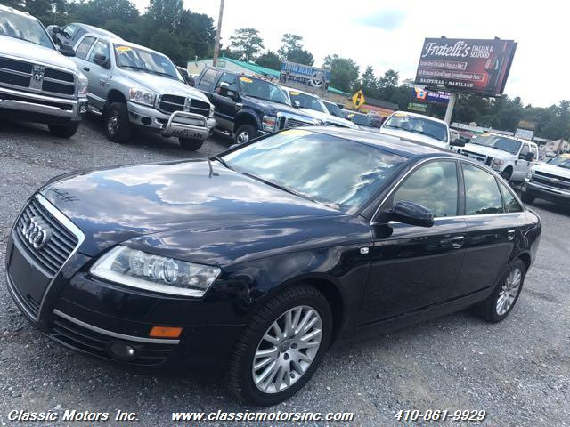 2006 Audi A6 3.2 Quattro - Photo 4 - Westminster, MD 21048