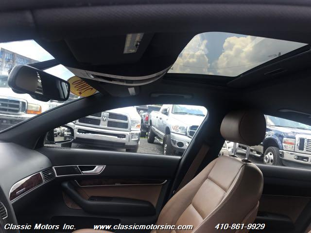 2006 Audi A6 3.2 Quattro - Photo 15 - Westminster, MD 21048