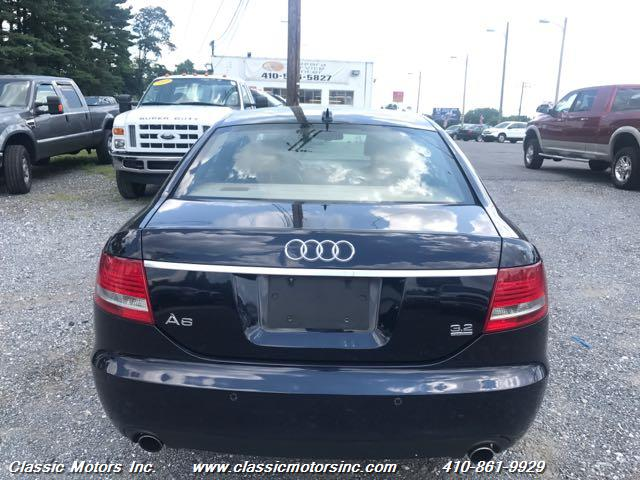2006 Audi A6 3.2 Quattro - Photo 7 - Westminster, MD 21048